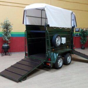 Remolque Caballos Van 1 Plaza